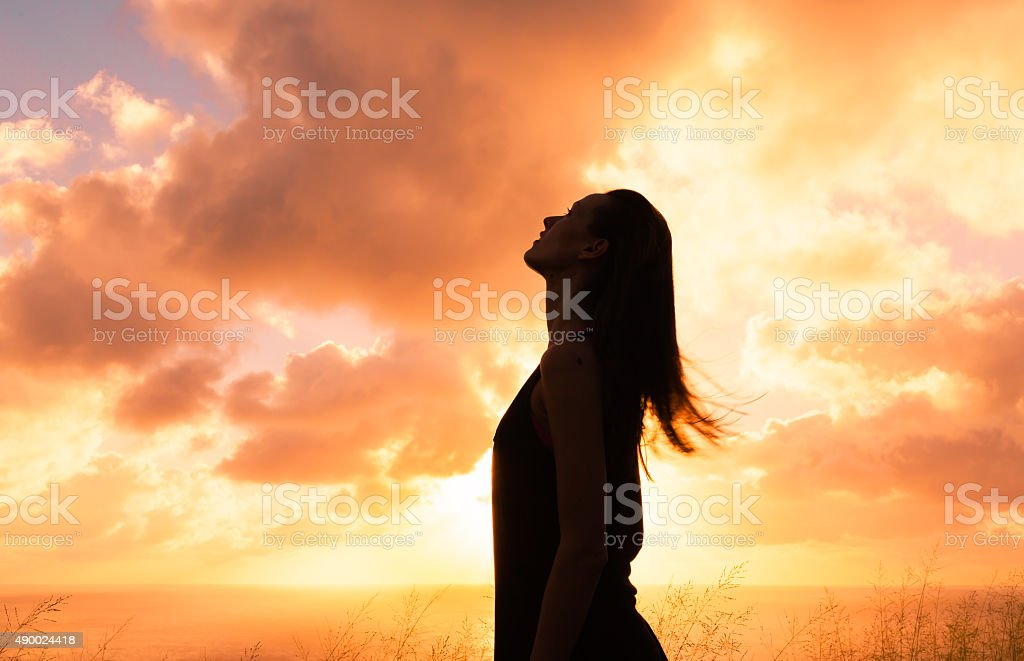 It's a beautiful life! stock photo