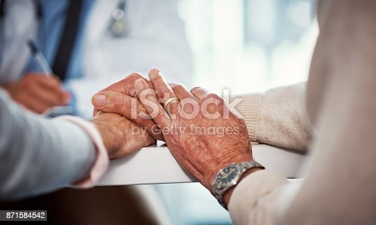 istock It's a challenge they'll face together 871584542