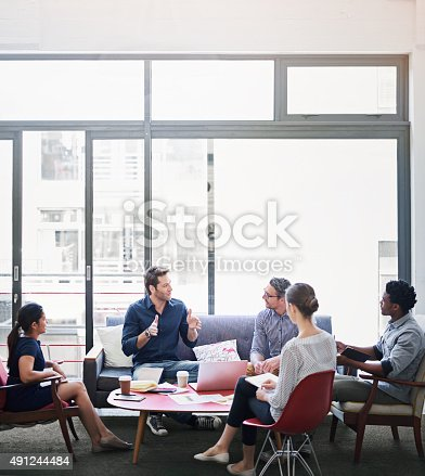 491244494 istock photo It's a creative space 491244484