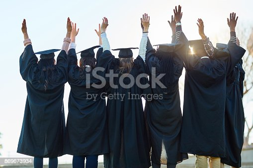 istock It's a day of celebration 869673934