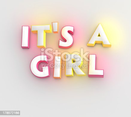 istock It's a Girl 178572186