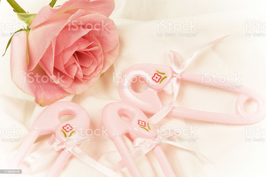 Its a girl Series royalty-free stock photo