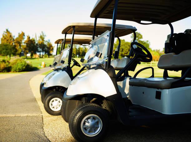 C'est un bon jour pour un jeu de golf - Photo