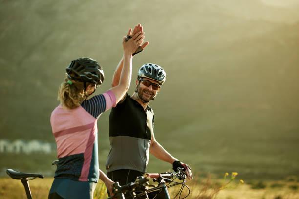 Es ist eine tolle Möglichkeit, sich fit zu halten und Spaß zu haben – Foto