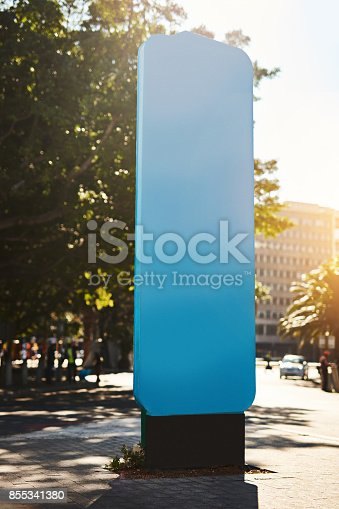 istock It's a great way to reach the masses 855341380