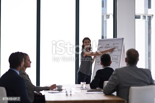 istock It's a plan to get us straight to our goals 678464912