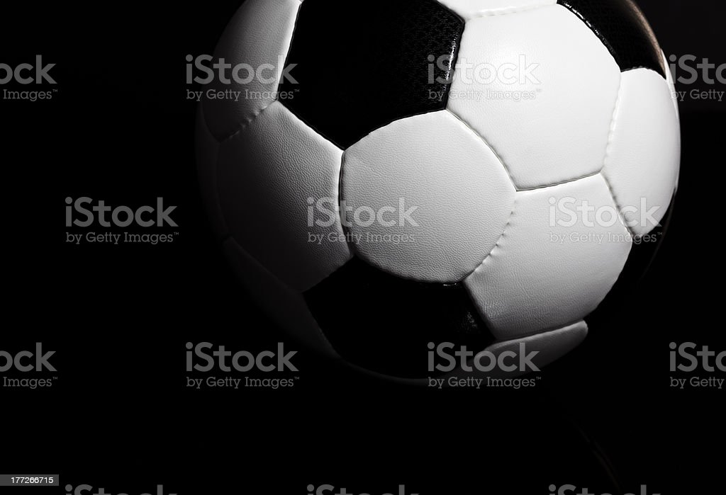 Its about Football stock photo