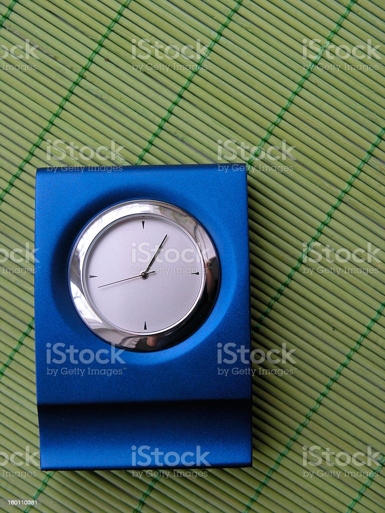 It's about lunch time! stock photo
