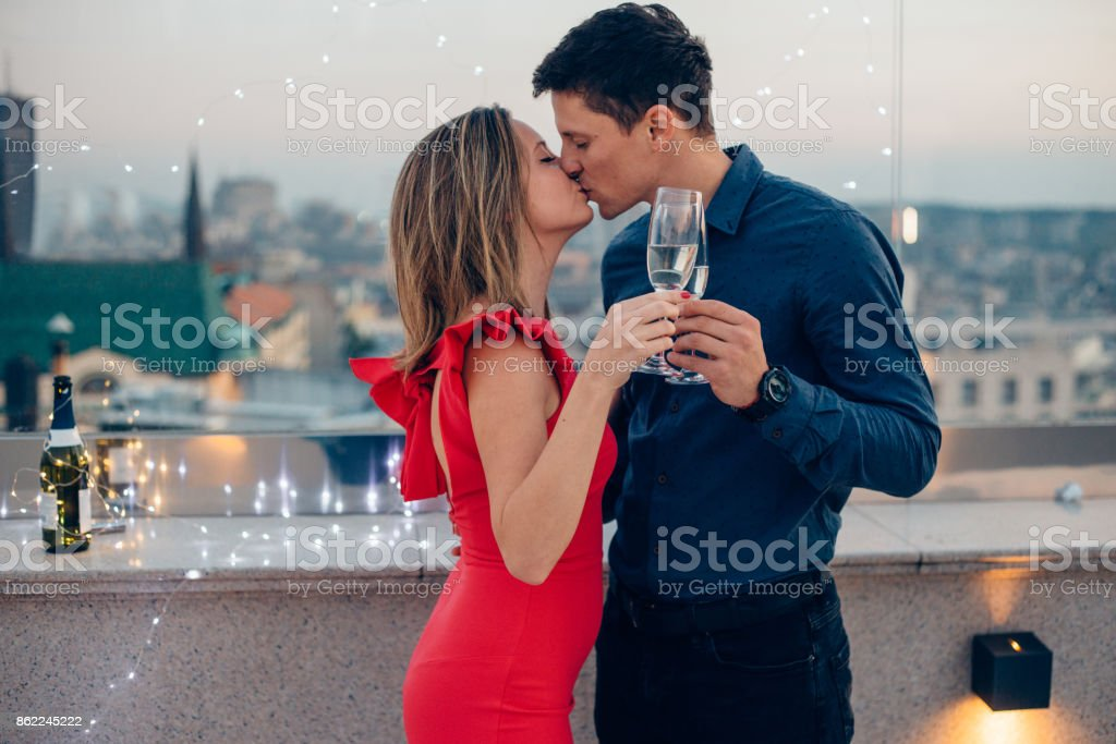 It's all about the love today stock photo