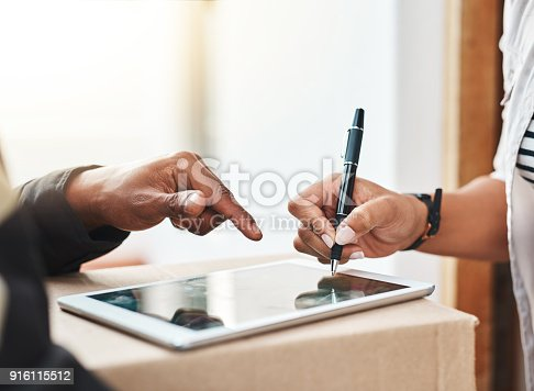 istock It's all gone electronic now 916115512