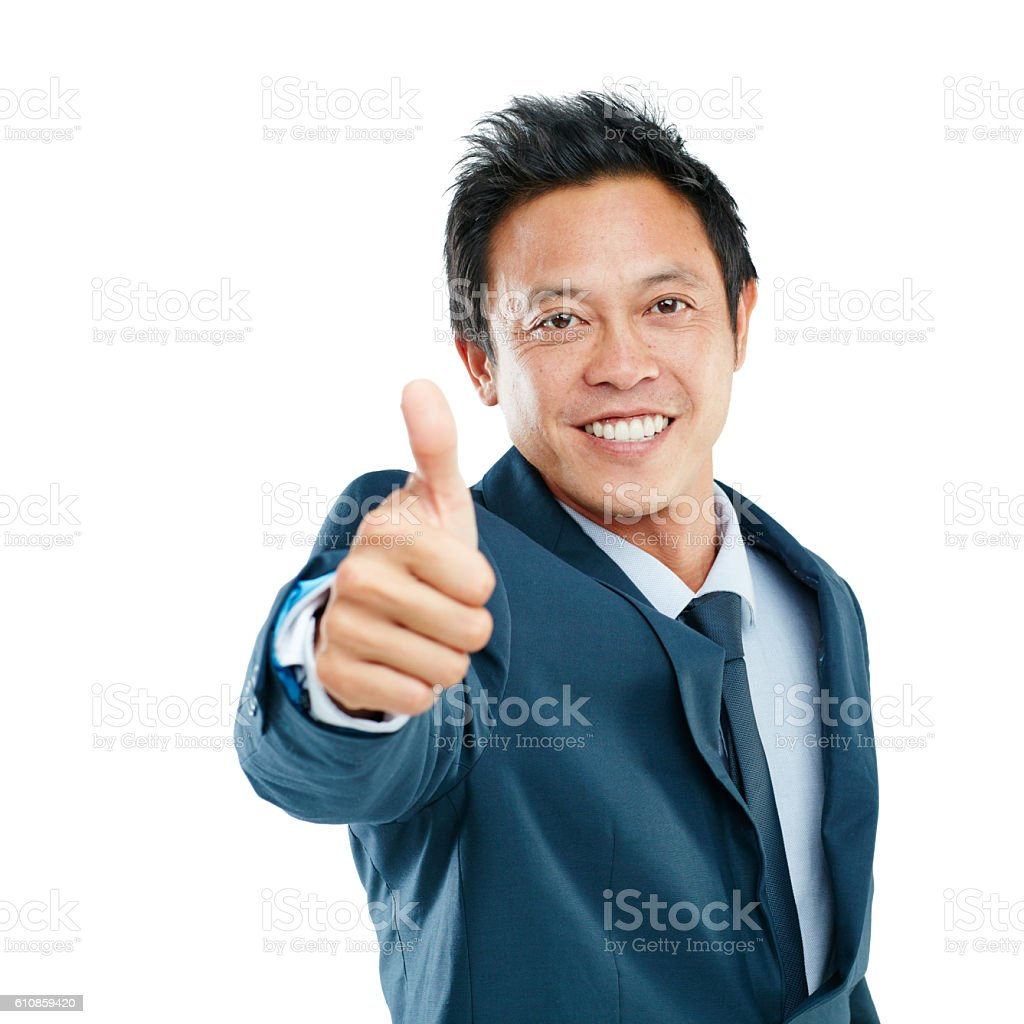 It's all good! stock photo