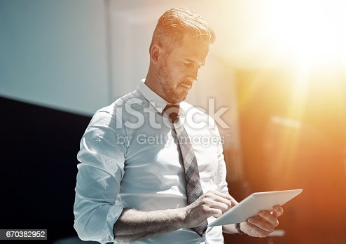 istock It's all he needs to get the job done 670382952