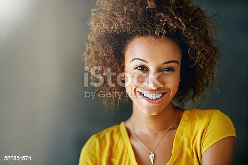 istock It's all in her smile 522854574