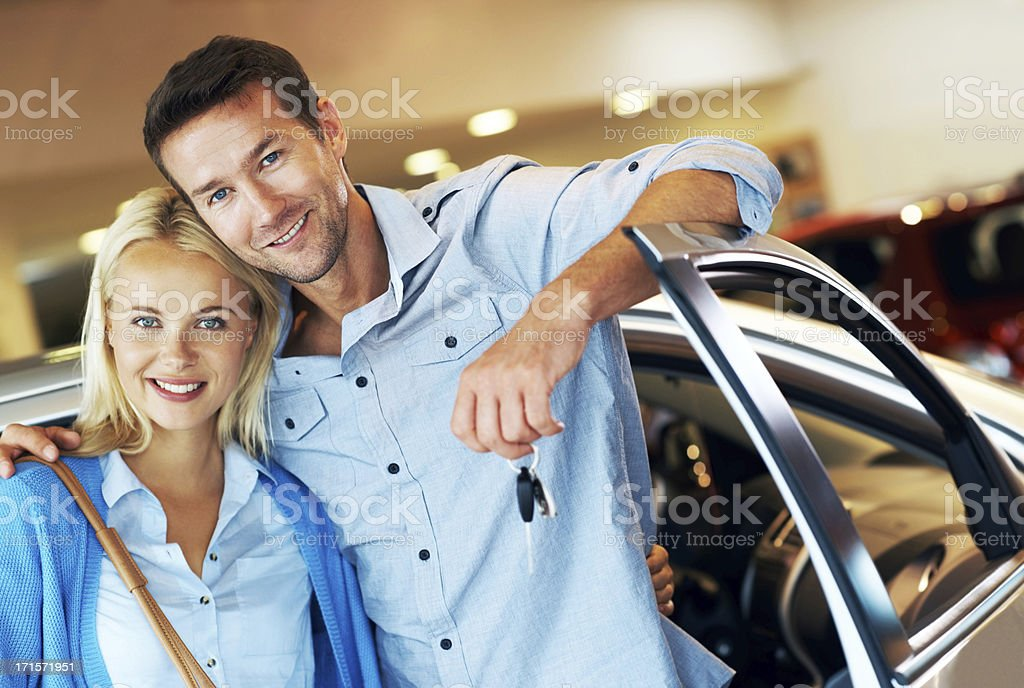 It's all ours! royalty-free stock photo