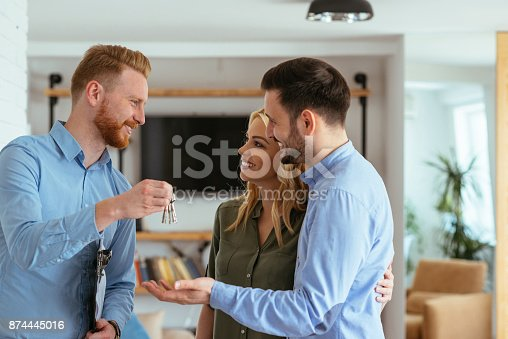 istock It's all yours now 874445016
