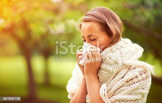 istock It's allergy season... 497835726