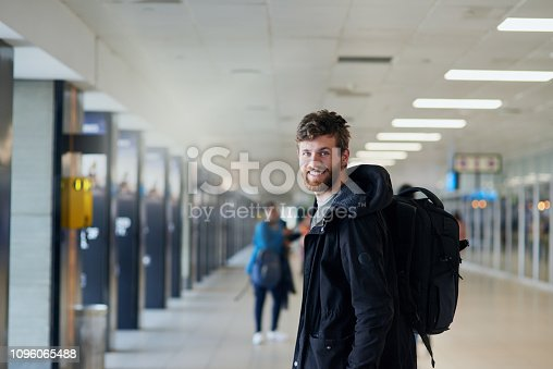 istock It's almost boarding time 1096065488