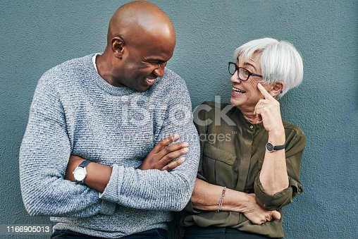 1166905017 istock photo It's always good vibes when we're together 1166905013