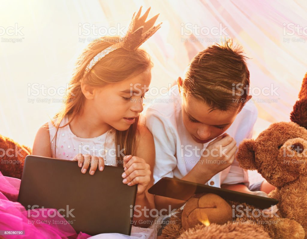 Its always great when we learn from each other stock photo