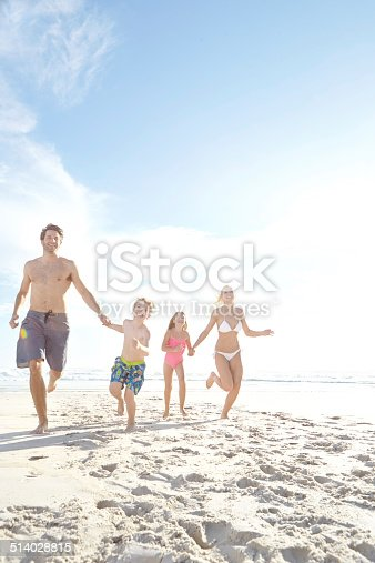 istock It's always more fun with your family 514028815