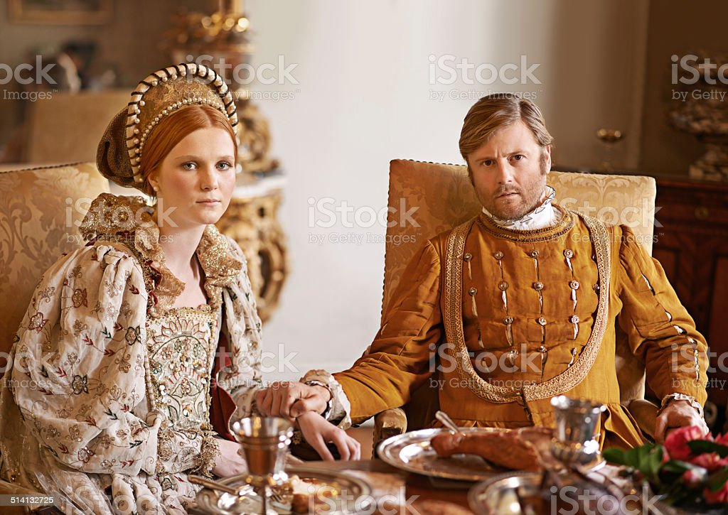 It's an ample feast stock photo