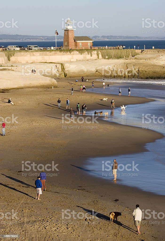 It's Beach stock photo