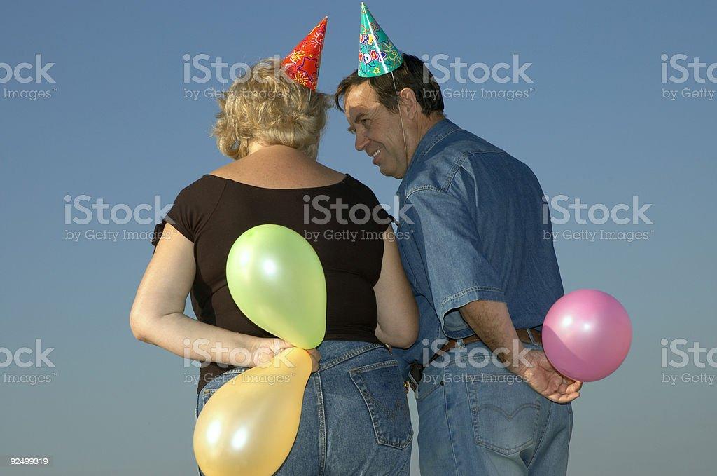 It's birthday! royalty-free stock photo