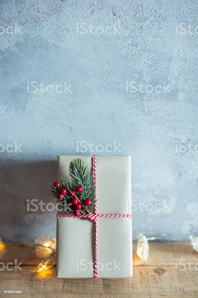 It's Christmas time again! stock photo