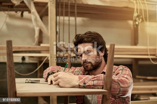915192732 istock photo It's easy when you're working with quality wood 915193930