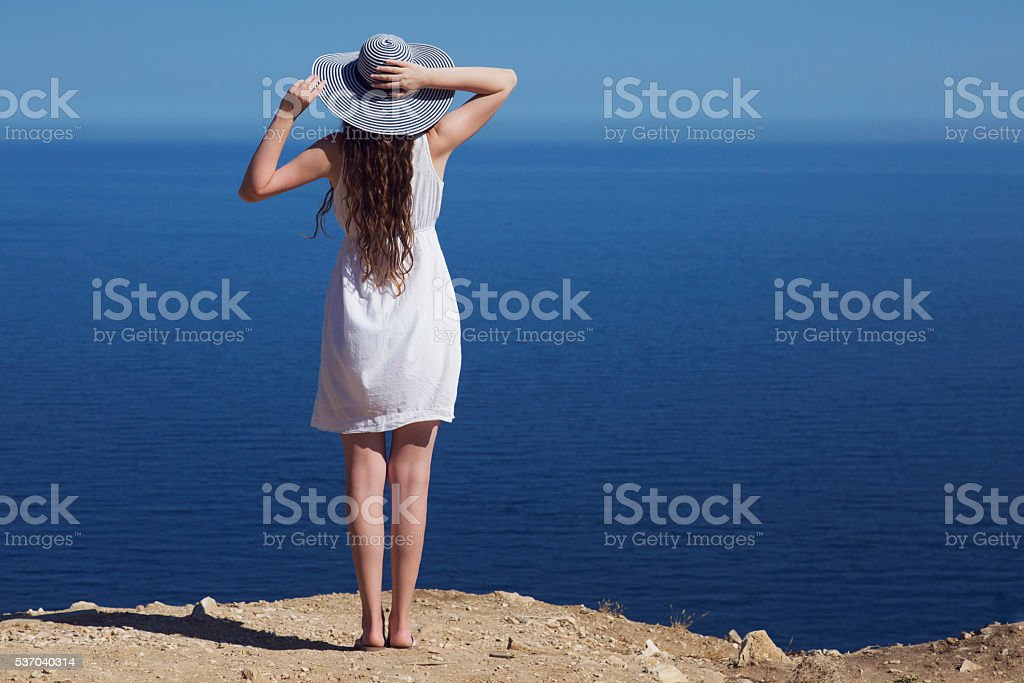It's Going To Be A Marvelous Summer! stock photo