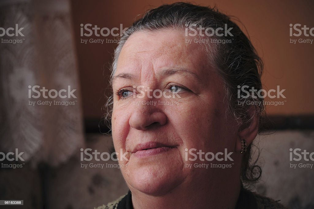 It's good to aging royalty-free stock photo