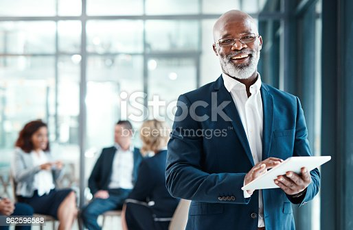 istock It's got all of my CEO duties covered 862596588