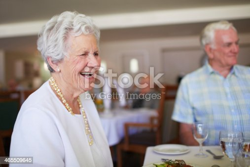 1053414472istockphoto It's great spending time with old friends 465509645