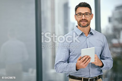 istock It's how I choose to do business 615429676