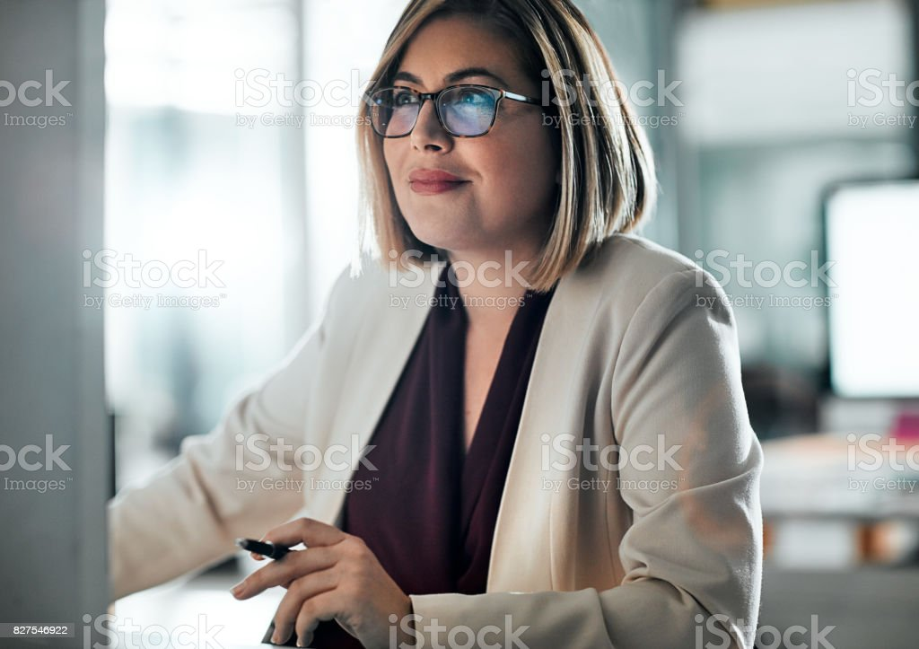 It's imperative to have well defined goals stock photo
