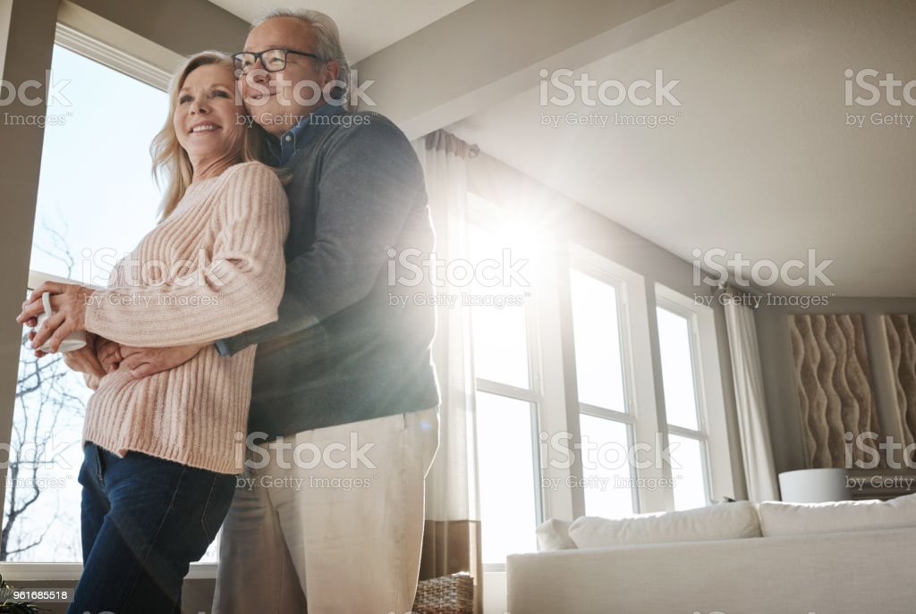 It's just endless leisurely days from here on stock photo