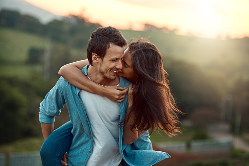 Its Just You And Me Babe Stock Photo - Download Image Now