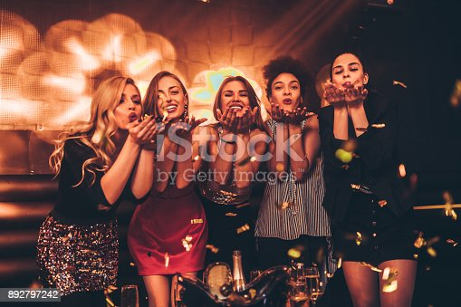 istock It's ladies night ! 892797242