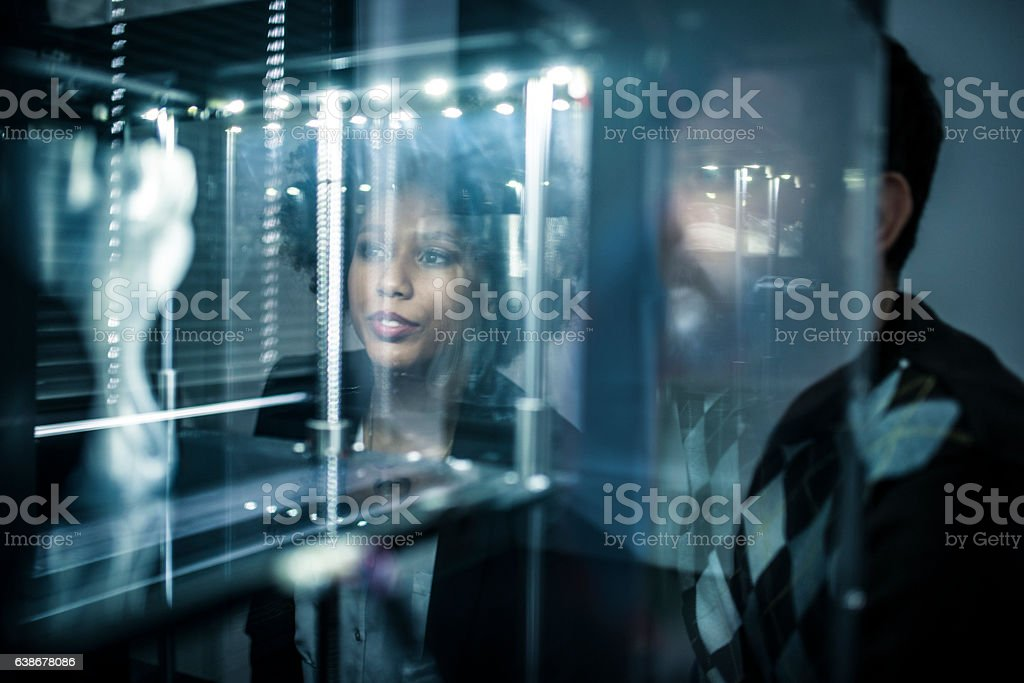 It's looking great stock photo