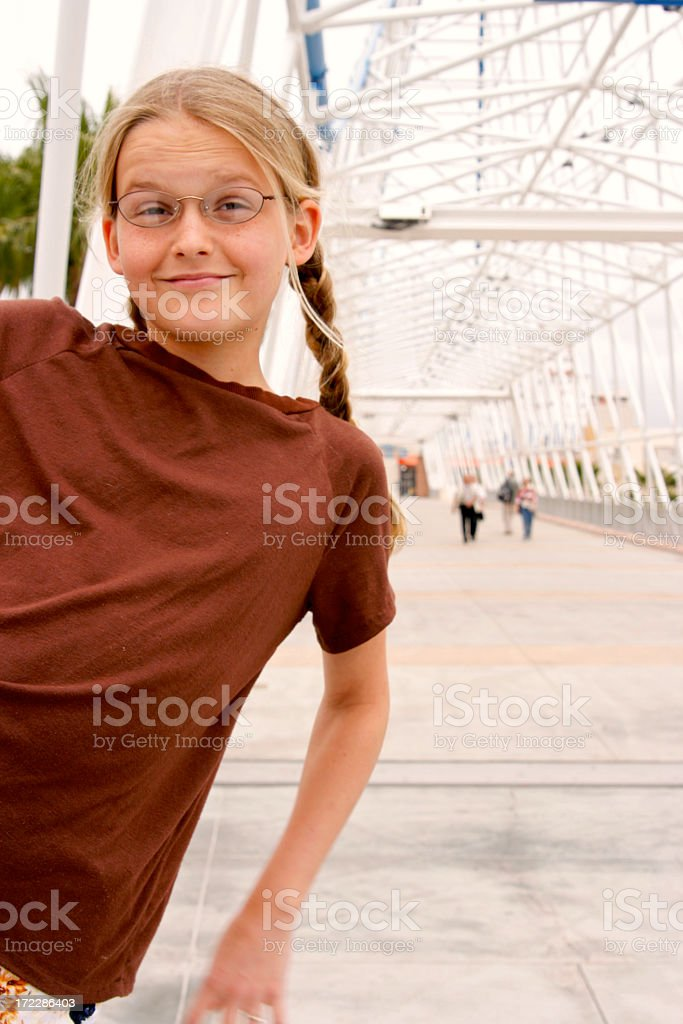 It's Me Again royalty-free stock photo