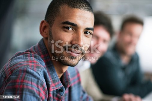 istock It's my dream to grow this company! 516682605