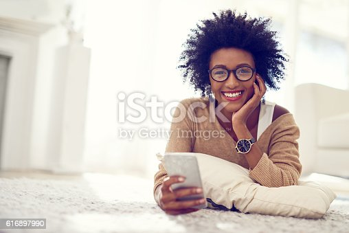 616898108istockphoto It's my link to the outside from the inside 616897990