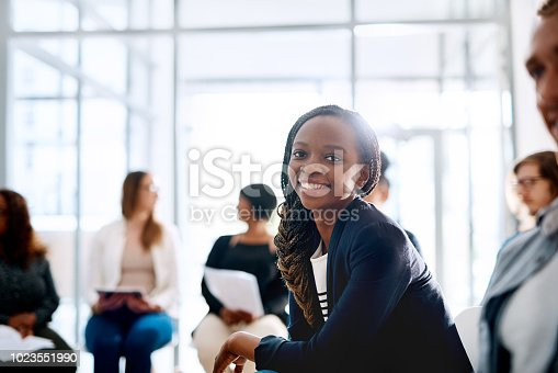 892254154 istock photo It's no wonder why I attend this conference every year 1023551990
