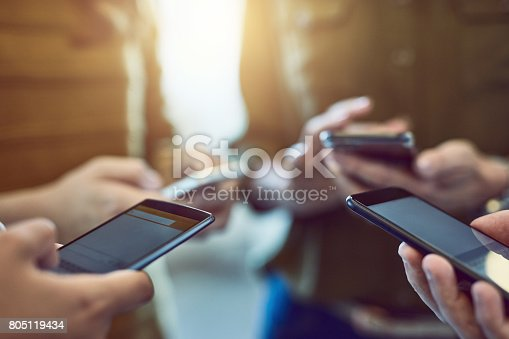 istock It's one connected world we're living in 805119434