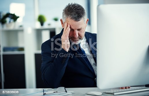 istock It's one of those days... 875838638