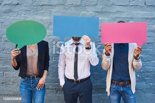 istock It's our time to speak up 1035530908