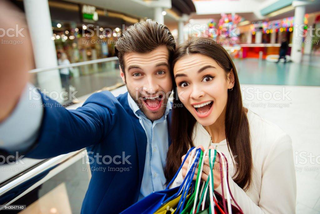 Shopping-Dating-Spaß