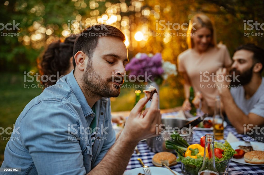 It's so nice and tender royalty-free stock photo