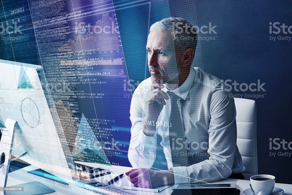It's still not 100% there... stock photo