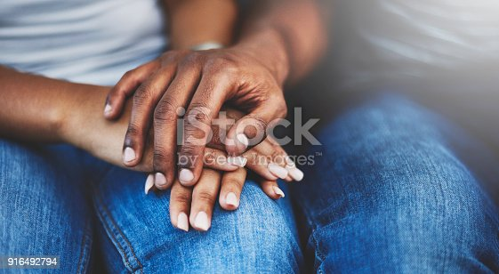 istock It's that special connection 916492794